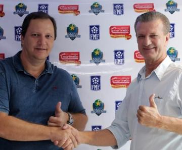 parceria Martinello e FMF