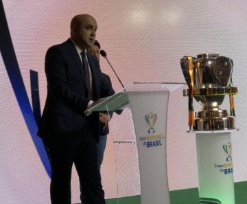 Sorteio mando final copa do brasil 2018