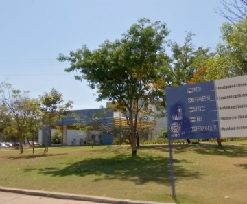 Universidade Federal de Mato Grosso (UFMT) — Foto: TV Centro América